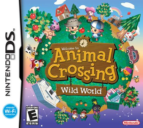 bienvenue sur le blog d'Animal Crossing Wild World!