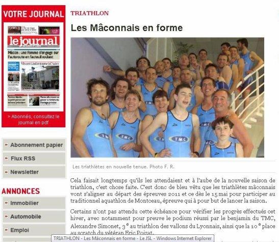 Journal de Saone et Loire