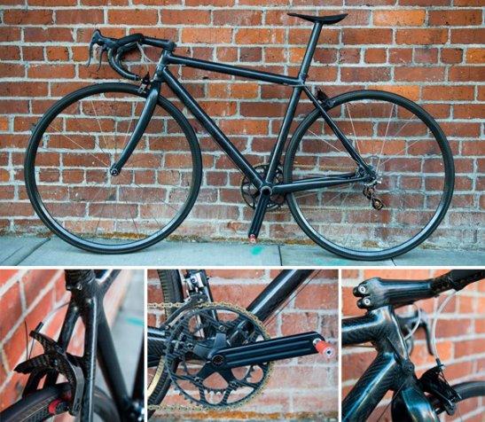 Le vélo le plus léger au monde