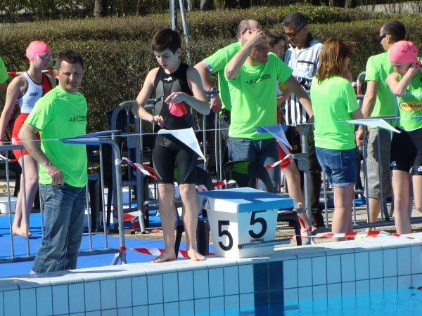 Aquathlon Oyonnax 2013
