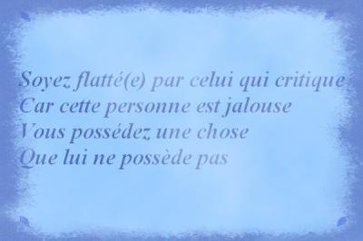 Citation Jalousie Vilain Defaut Infos Et Ressources