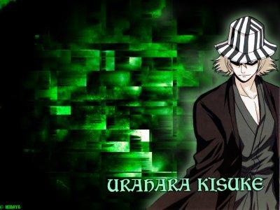 présentation: Urahara Kisuke