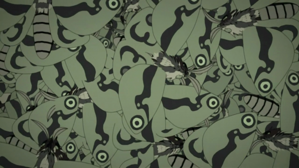 Au delà de l'arc-en-ciel gris Épisode 3 : Le poisson-chat sort de la boue