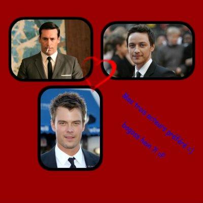 mes acteurs préféré =D
