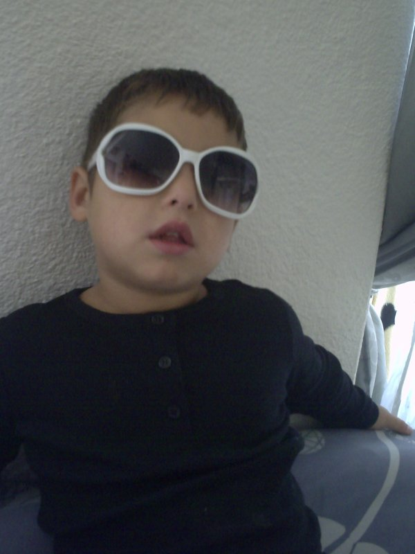 mon fils le 2eme