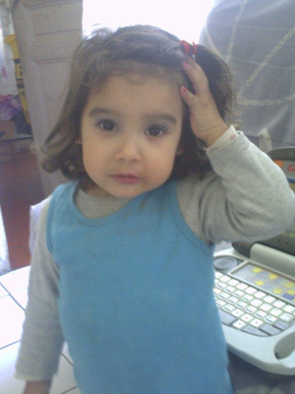 et enfin ma princesse