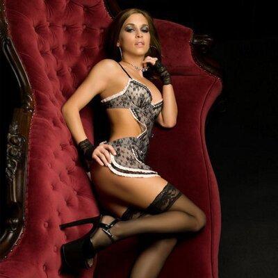 Sandy Moore & Stripteaseuse