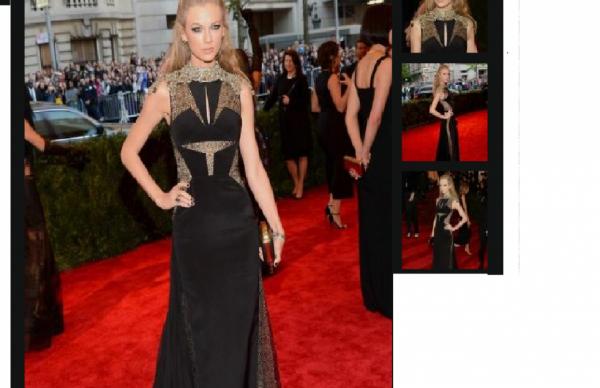 Comme de nombreuses célébrités, Taylor Swift a foulé le tapis rouge du Met Ball 2013 ! Pour l'occasion, Taylor s'est transformée en une véritable prince