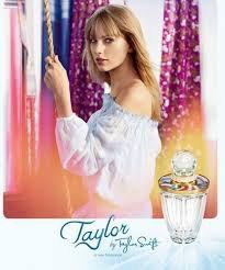 Nouveau parfum de Taylor