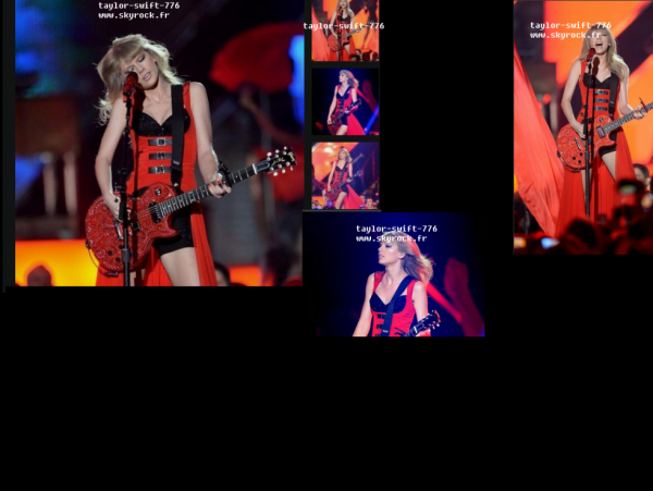 Taylor Swift au  CMT Awards 2013