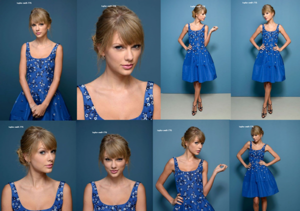 Taylor look+Photoshot