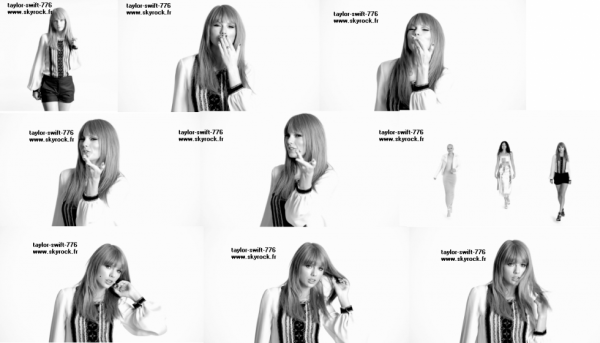 Taylor Swift : Ses photoshoots