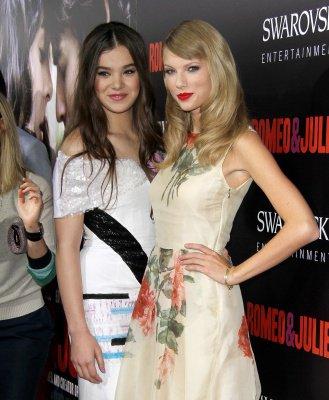 Taylor look pour la première de Romeo et Juliet
