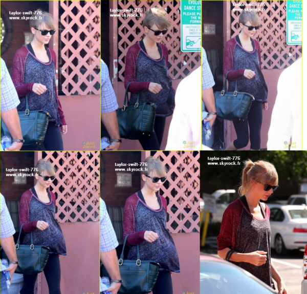 Taylor look: Taylor Swift a était vu Los  Angeles (Californie)
