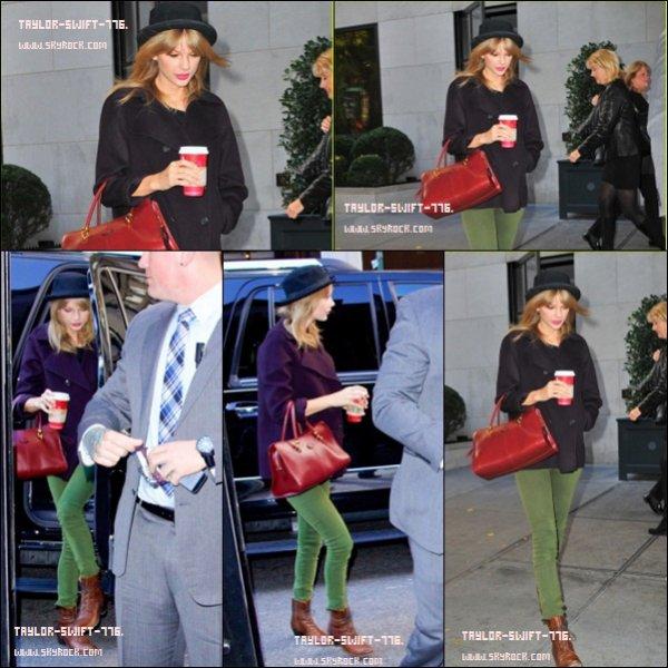 Look du  12/13/13 au 14/11/13 + Taylor au 2013 Victoria's Secret Fashion Show