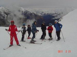 Ma colo de ski-snowboard à St Lary dans les Pyrénées