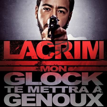 Corléone / Lacrim Mon Glock Te Mettra A Genoux  (2014)