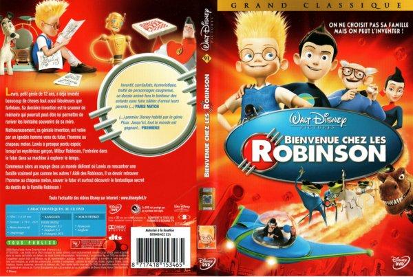 N° 91 Bienvenue chez les Robinson