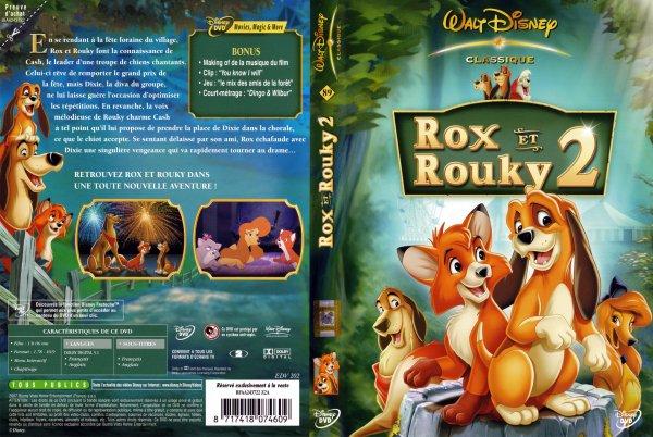 N° 89   Rox et Rouky 2