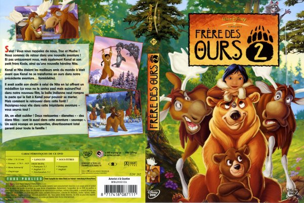 N° 87   Frere des ours 2