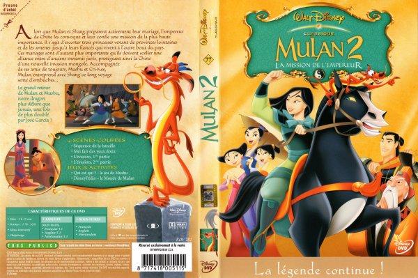 N° 77 Mulan 2
