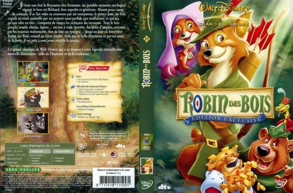 N° 25  Robin des bois