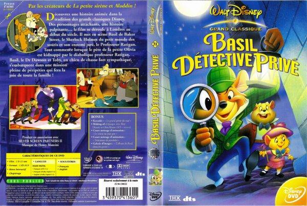 N° 31  Basil detective prive