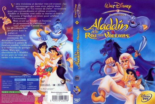 N° 44  Aladdin et le roi des voleurs