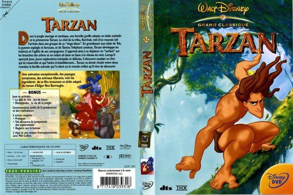 N° 52  Tarzan