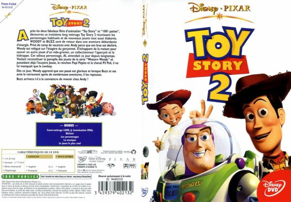 N° 53 Toy story 2