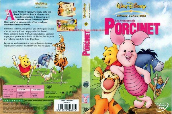 N° 70   Les aventures de Porcinet