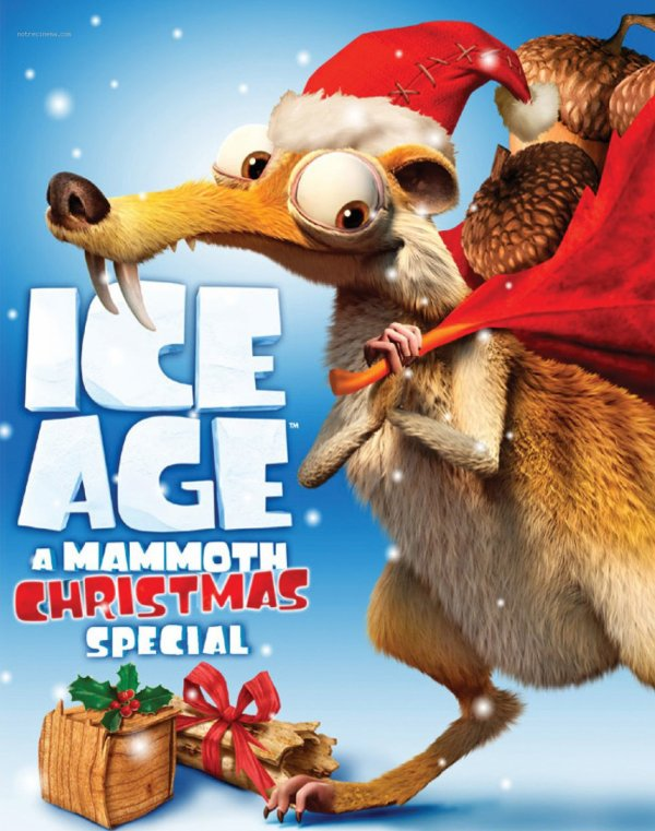 Ice age special noel (age des glace special noel)