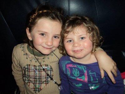 mes nieces