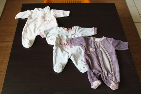 ensemble pyjama naissance