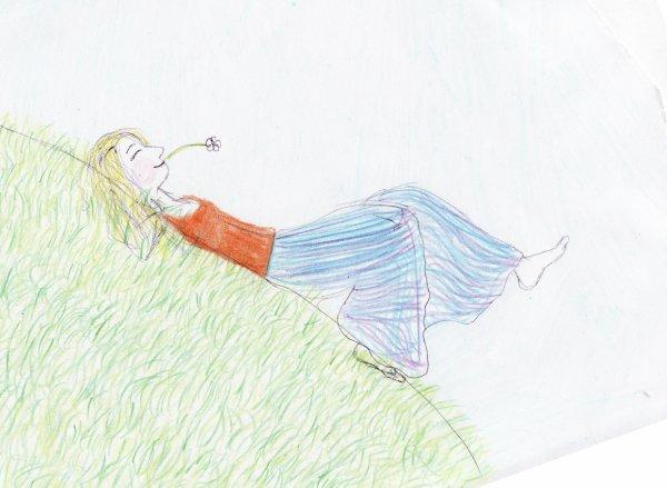 Il n' y a rien de mieux que de s' allonger dans l' herbe et écouter La Rue Kétanou...