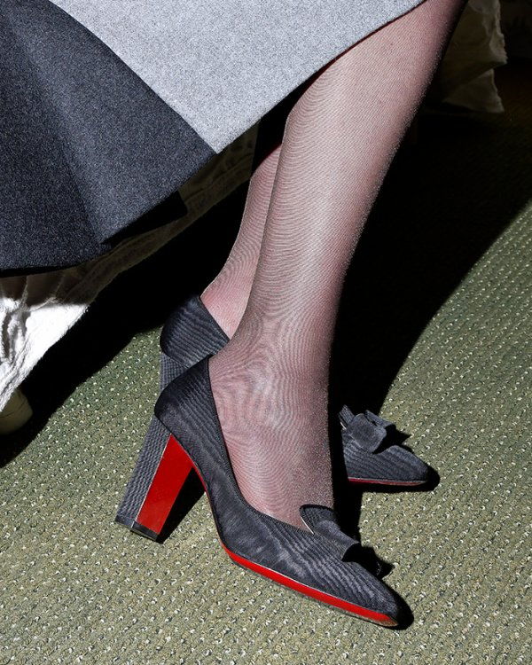 Night Scenes: Christian Louboutin at Paris Fashion Week Autumn/Winter 2017