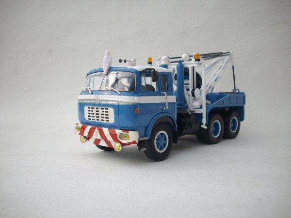 BERLIET TR250 6X4 dépanneuse