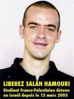 """Salah Hamouri : """"Je souhaite vous parler des enfants Palestiniens détenus"""""""