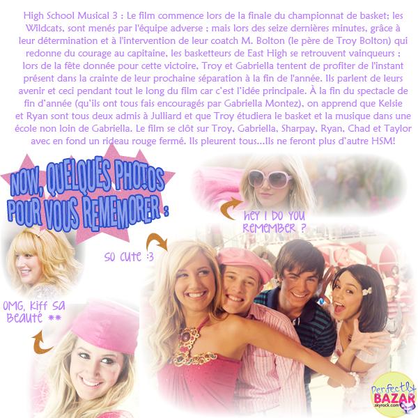 Zoom sur : Ashley Tisdale ♥