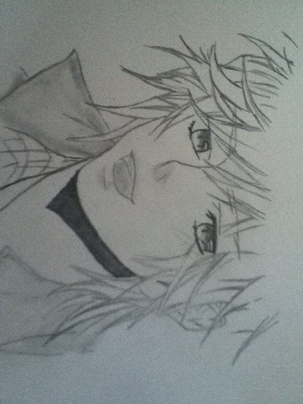 mon dernier dessin