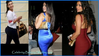 Kim kardashian ass implant, brazil nude beach girls