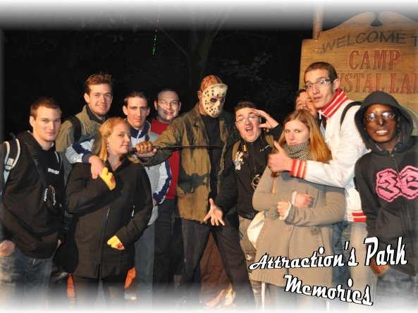 Walibi World Halloween Fright Nights 2010