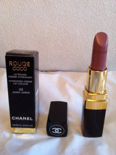 ARRIVAGE ROUGE A LEVRES CHANEL
