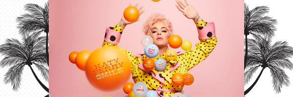 "Katy Perry dévoile la tracklist de ""Smile"", son nouvel album"