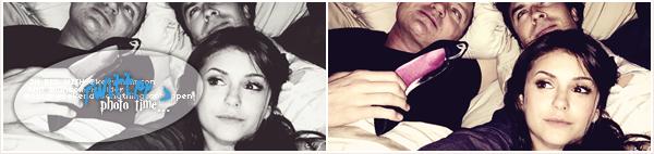 . Nina etait « The Weinstein Company Parti de l'Academy Award » qui ces deroulé a LA. .