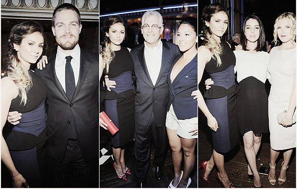 * Puis Nina, c'est rendu à l'After Party dans la même soirée, le 15 Mai. *