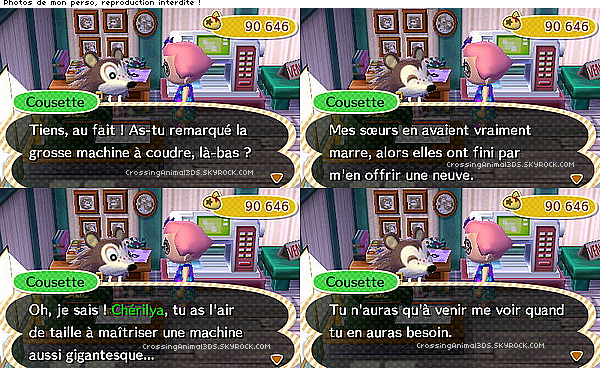 Avoir la machine à lire les QR codes dans Animal Crossing : New Leaf