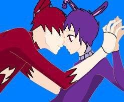Foxy kiss 1