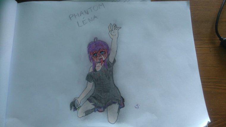 DESSIN - Phantom Léna