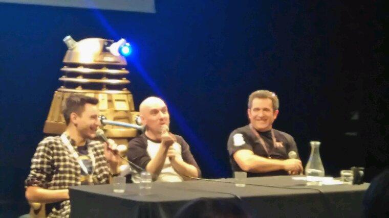 Un Dalek taille réelle **